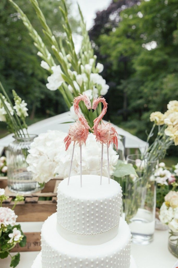 Hochzeitstagebuch: Die Torte und das Buffet