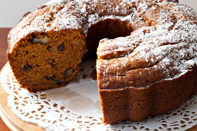 Maple Syrup and Odense Almond Paste create a delicate but marvelously flavored pumpkin bread!