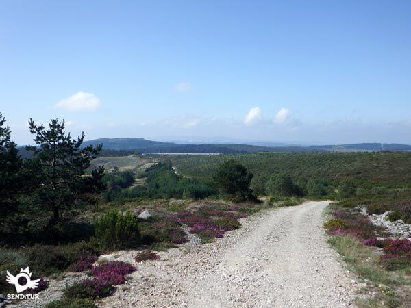 En la Etapa 7 Grandas de Salime-A Fonsagrada las montañas continúan siendo las protagonistas del Camino Primitivo, haciendo en esta ocasión de frontera natural entre Asturias y Galicia, entre Grandas de Salime y Fonsagrada.