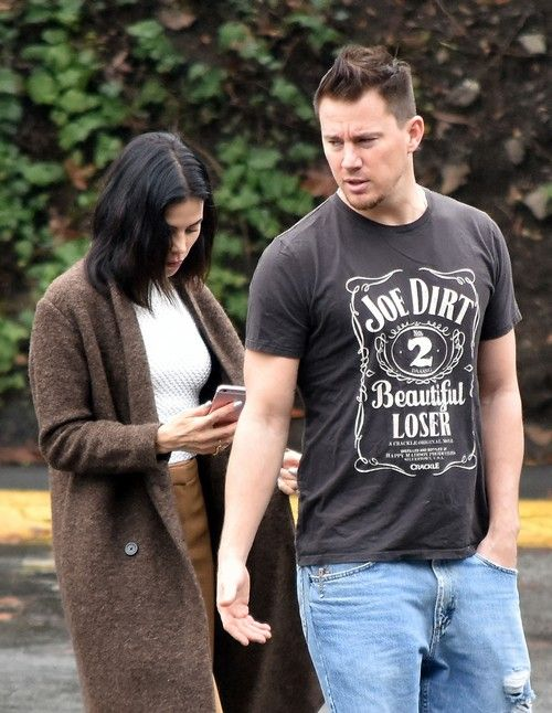 Channing Tatum and Jenna Dewan's Nasty Public Fight: Jenna Upset Over Channing's Nude Tweet? | Celeb Dirty Laundry