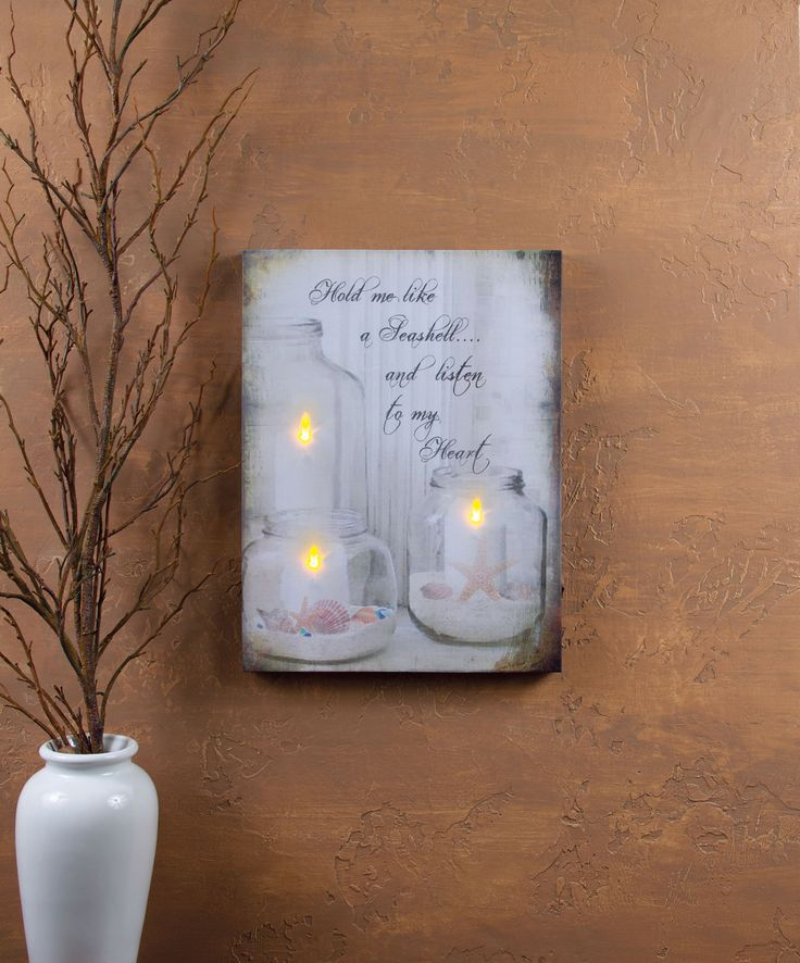 17 Best Ideas About Lighted Canvas On Pinterest Canvas