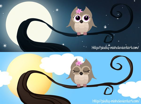 Facebook Cover pics - Owl by ~pixity-mish on deviantART