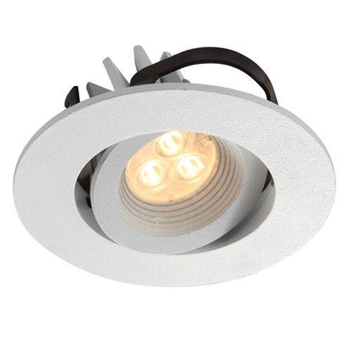 #RecaRound - #Reca serien har et yderst simpelt design. Behandlet med flere lag hvid maling går #lampen i et med loftet. Deres høje energieffektivitet er også bemærkelsesværdig for denne serie, hviket gør lamperne særdeles anvendelige på hoteller og i restauranter, men også butikker og boliger kan have stor glæde af Reca serien.  #LEDlysudendørs #LEDspotudendørs