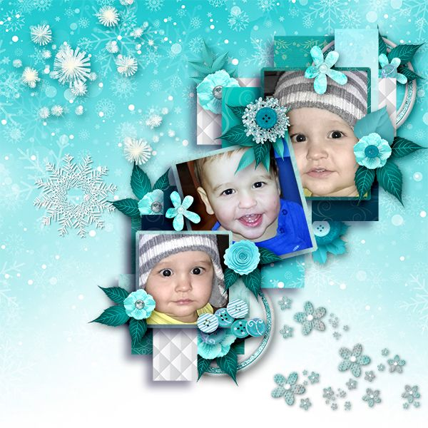 Templates * Step In 2 * by Dafinia Designs  http://www.pixelsandartdesign.com/store/index.php… Kit: Frozen Time by Dafinia Designs