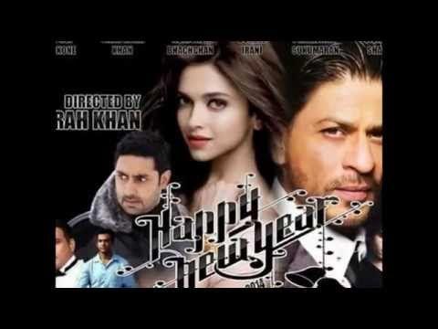 Happy New Year 2014 Bollywood Film - Sharukh Deepika