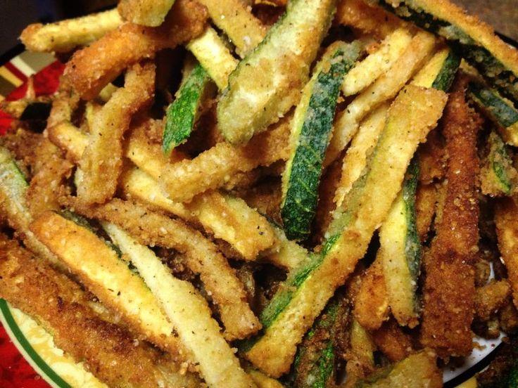 EXCLUSIVE Trim Healthy Mama Recipe: Zucchini Fries