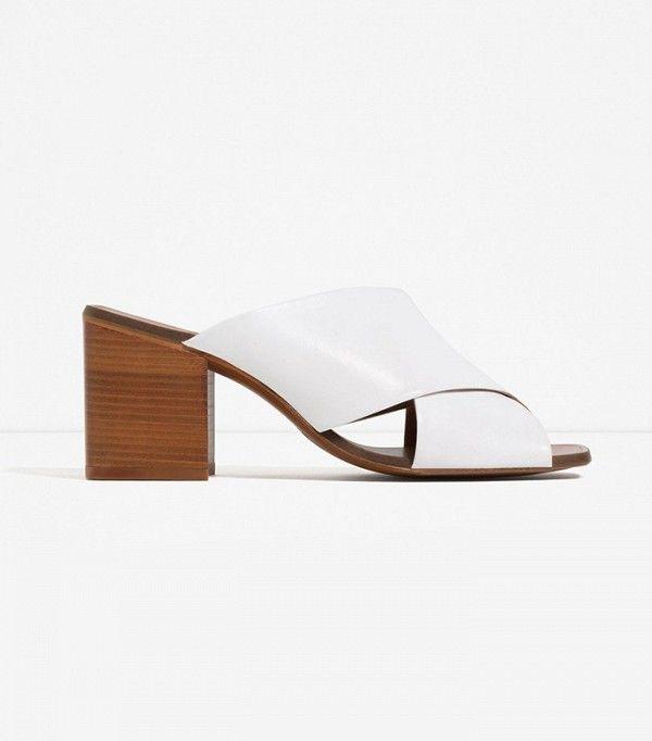 Zara Crossover Sandals