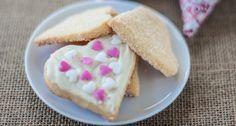 Herz-Kekse (Butterplätzchen-Grundrezept)