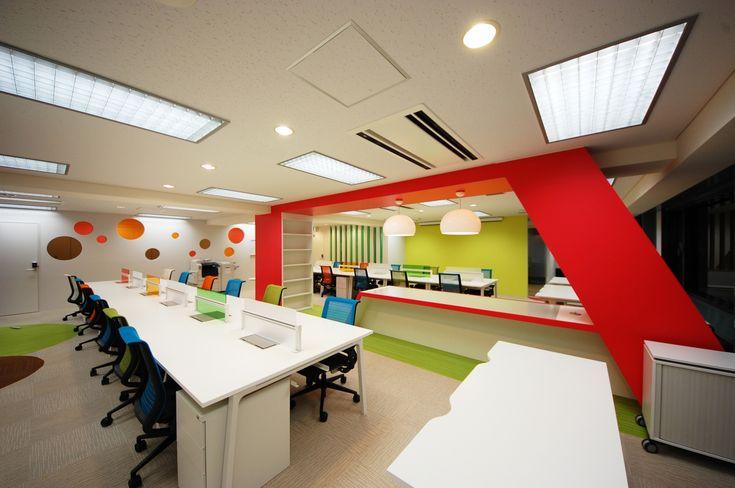 イノベーションを生むオフィス|オフィスデザイン事例|デザイナーズオフィスのヴィス