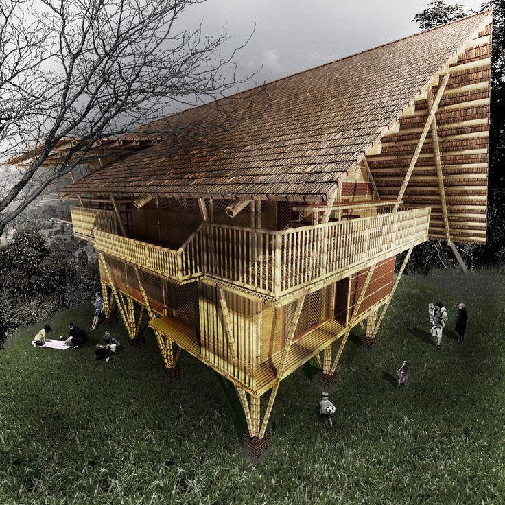 KAMOJANG BAMBOO HOUSE