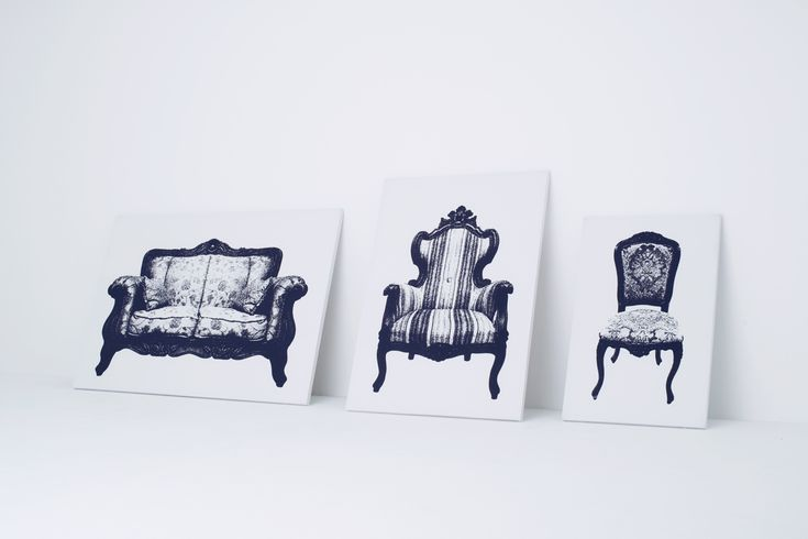 Wall chairs