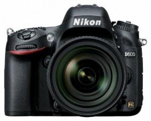 Nikon D600 just announced