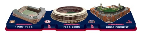 Saint Louis Cardinals Stadium Replica