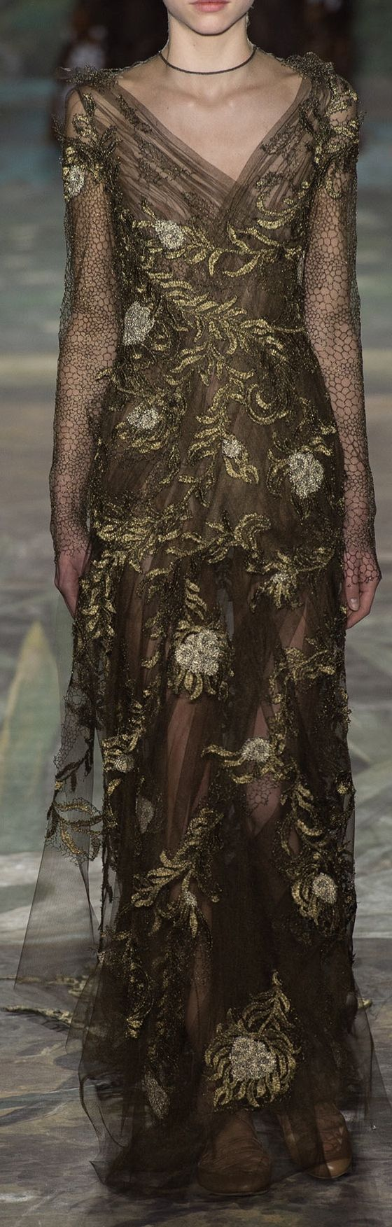 Valentino Couture Spring 2014 - this is for when I win the National Book Award or the Pulitzer or some damn fancy thing.