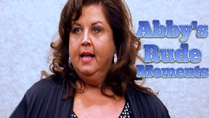 Dance Moms: Abby Lee Miller's RUDE Moments PART 2