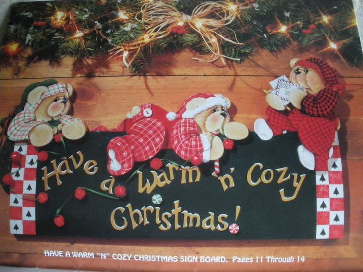 pictures of debbie mitchell painting | ... Sale - Cozy Cubby Collection - We're Back by Debbie Mitchell at RM60