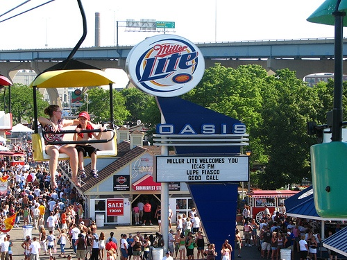SummerFest -Milwaukee WI  Reminds me of Irish Fest... must get to both festivals this year!!