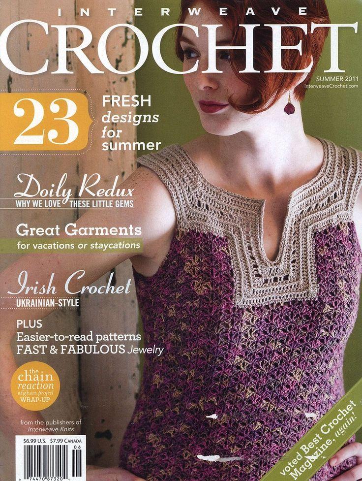 1000+ Ideas About Crochet Magazine On Pinterest