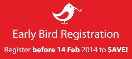 Early Bird Rego for our 2014 National Conference - itcpublications.com.au/2014-itc-publications-conference Keynote Dr Chris Sarra
