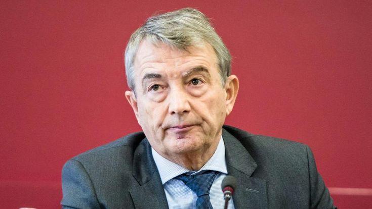 DFB-Boss Wolfgang Niersbach