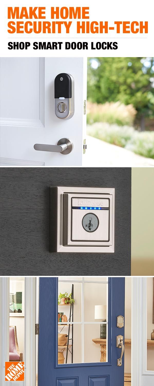 Gift Dad a smart door lock from The Home Depot  The Nest x