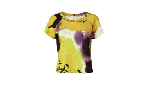 NIOI blouse Post-It print neopren colours