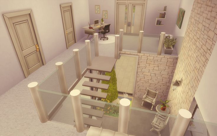 Via Sims: House 10 - The Sims 4