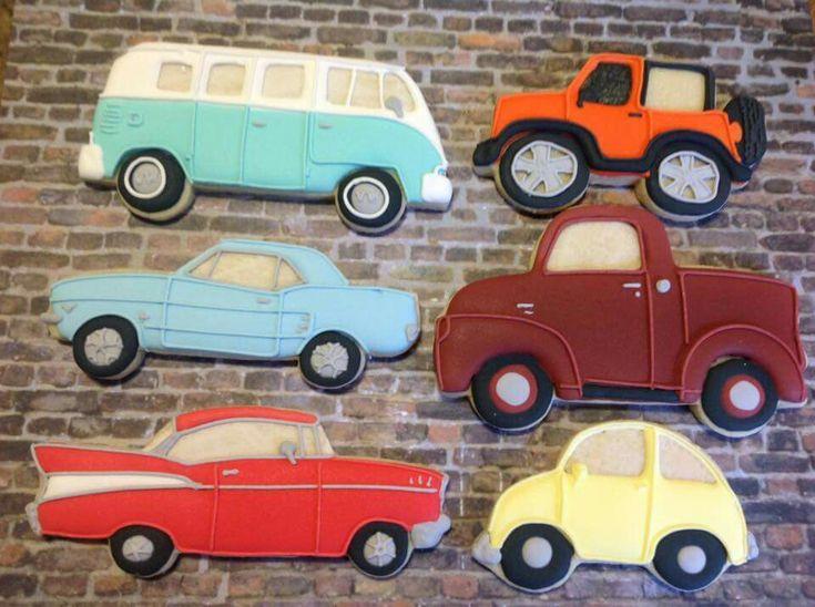 Denise Dashner Sigda:  Vintage vehicle a for a car show!