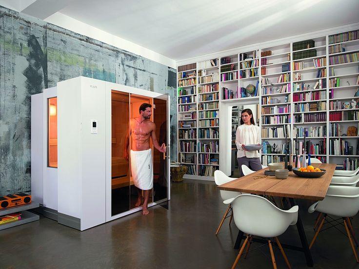 26 best Bad - Sauna images on Pinterest Saunas, Steam room and - sauna fürs badezimmer
