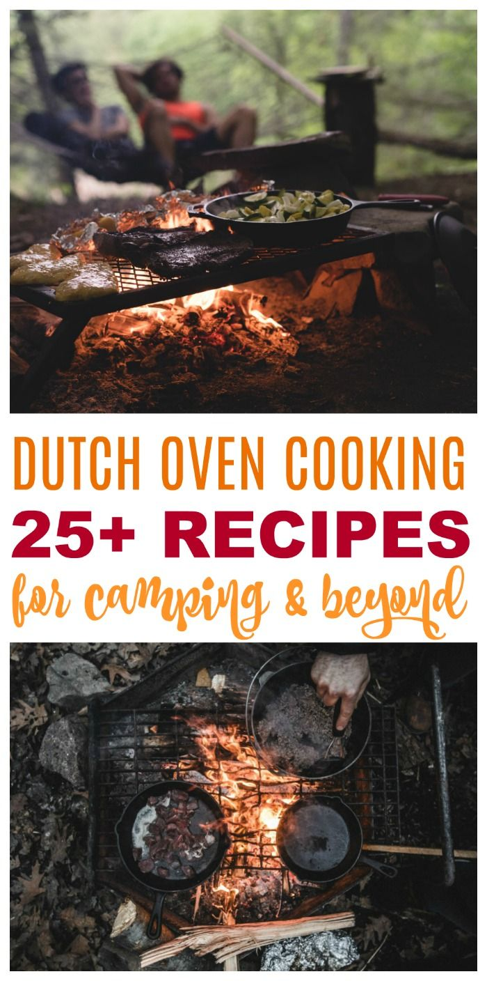 1296 best outdoor cooking with cast iron images on for Healthy dutch oven camping recipes