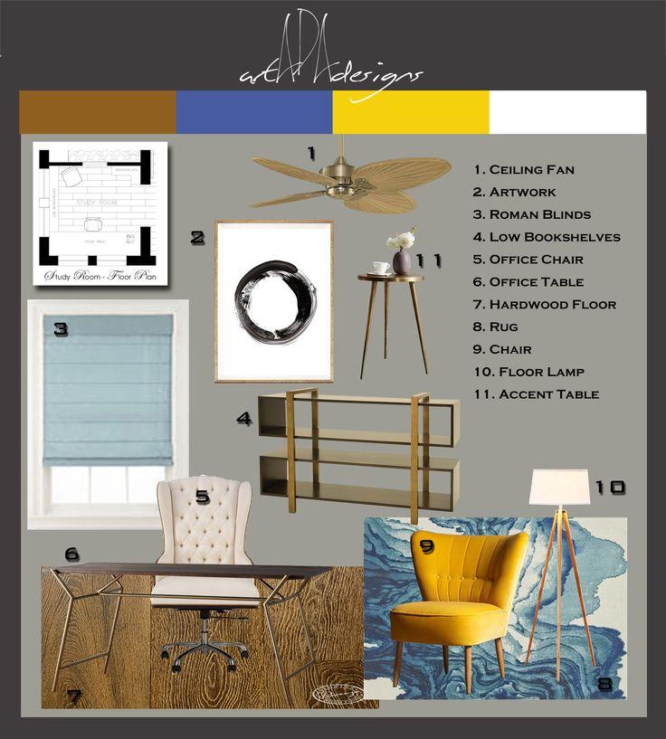 14 Best Interior Design Institute Assignments Images On Pinterest