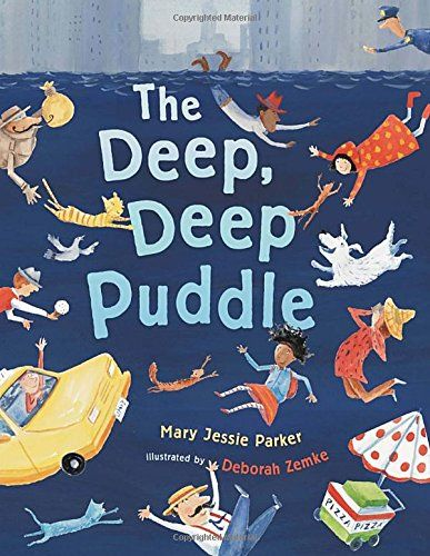 The Deep Deep Puddle by Mary Jessie Parker http://www.amazon.com/dp/0803737653/ref=cm_sw_r_pi_dp_6OVQvb1Y1VRYN