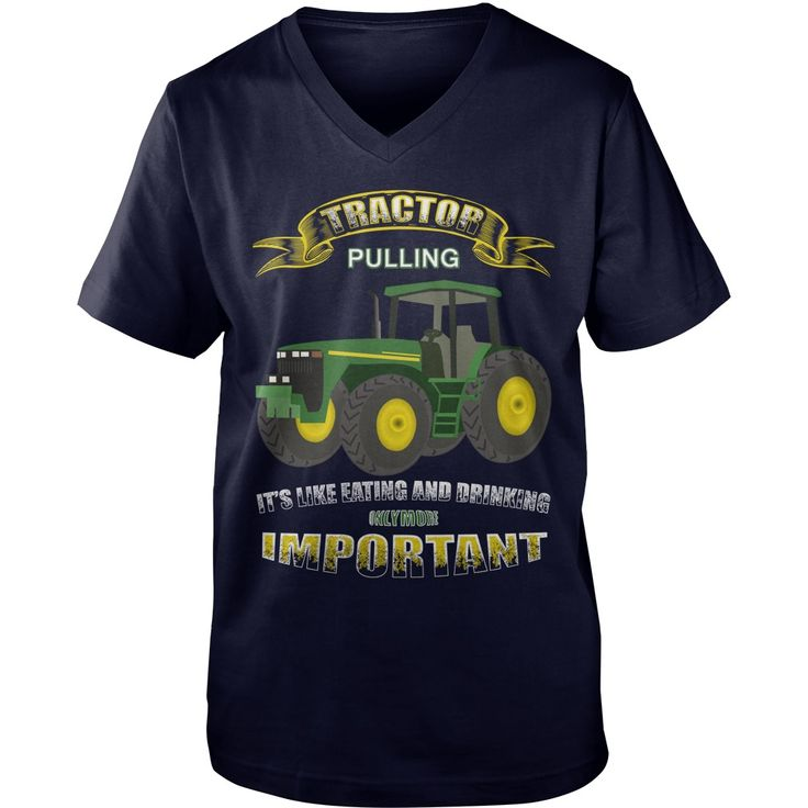 Tractors - tractor pulling it's like eating and drinking... only more important