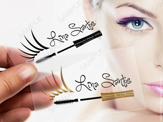 Hey, I found this really awesome Etsy listing at https://www.etsy.com/listing/245480504/mascara-makeup-artist-logomakeup-artist