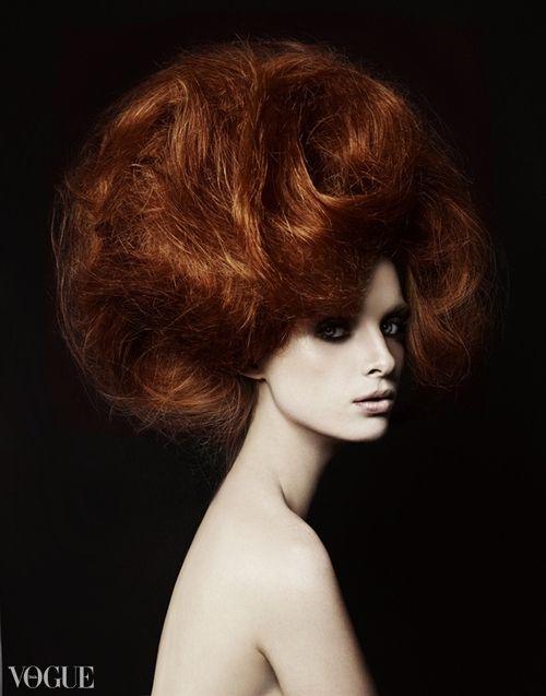 Redheads Vogue Fashion Style