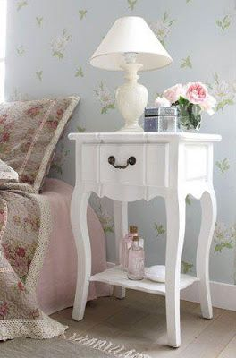 ALMACEN VINTAGE- THE VINTAGE STORE: DORMITORIOS SHABBY CHIC -BEDROOMS SHABBY CHIC
