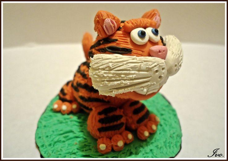 Tigre plastilina
