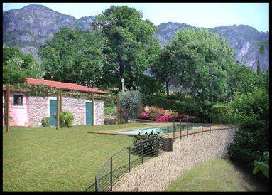 Villa a Griante - ristrutturazione villa arredamento costruzione piscina - ,  - 2010