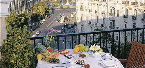 Hotel Villa Real, Luxury Boutique City Hotel, Madrid, Spain, SLH