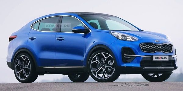 Kia Sportage 2021 Concept New Model Kia Car Usa In 2020 Kia Sportage Sportage Kia