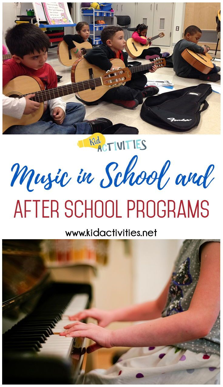 Music In School And After School Programs Ila After School Program