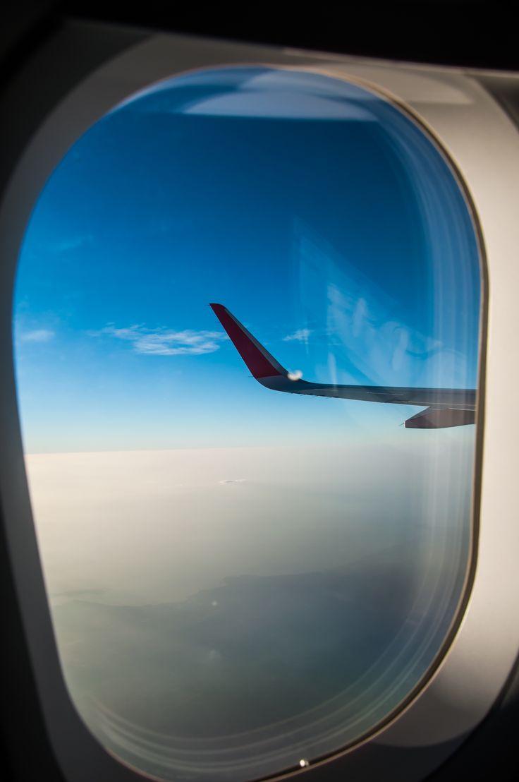 Os melhores assentos no avião #Decolar