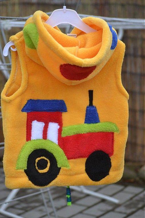 Traktorková.... by Beatrice-Bibi - SAShE.sk - Handmade Detské oblečenie