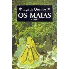 Os MAias - Eça de Queiroz - Literatura POrtuguesa