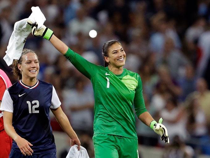 Logra Estados Unidos cuarto oro en futbol femenil