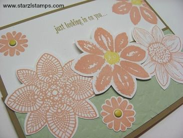 Petal Potpourri stamp set and From the Herd stamp set.