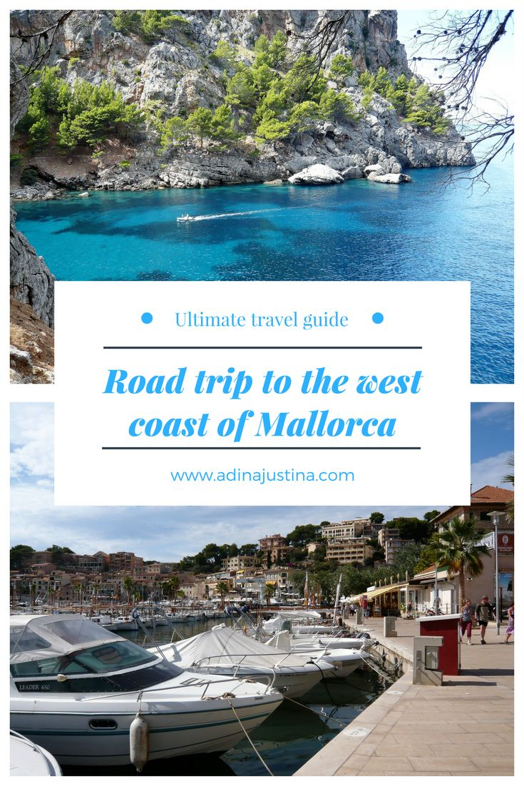 An ultimate travel guide to the west coast of Mallorca