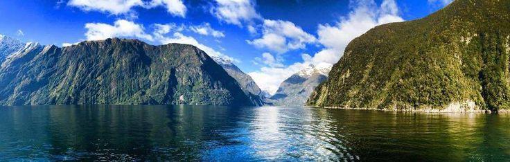 Beautiful New Zealand - thanks to Eleni Baramilis
