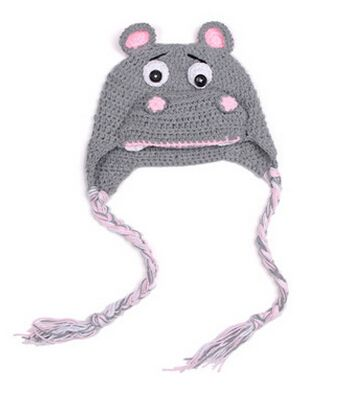 >> Click to Buy << Newborn Baby Knitting Hat Photography Props Infant Baby Cartoon Character Crochet Costume Handmake Long Braided Hats & Caps #023 #Affiliate