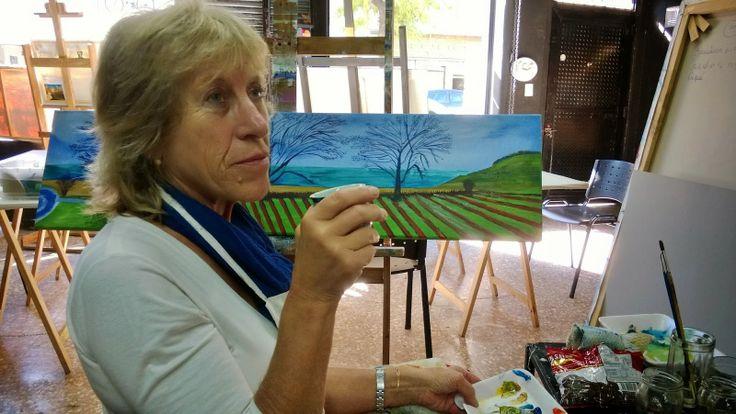 Graciela BOVETTI: Art. Pintura
